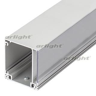 017353 Profile BOX60-SIDE-2000 ANOD ARLIGHT 2nd