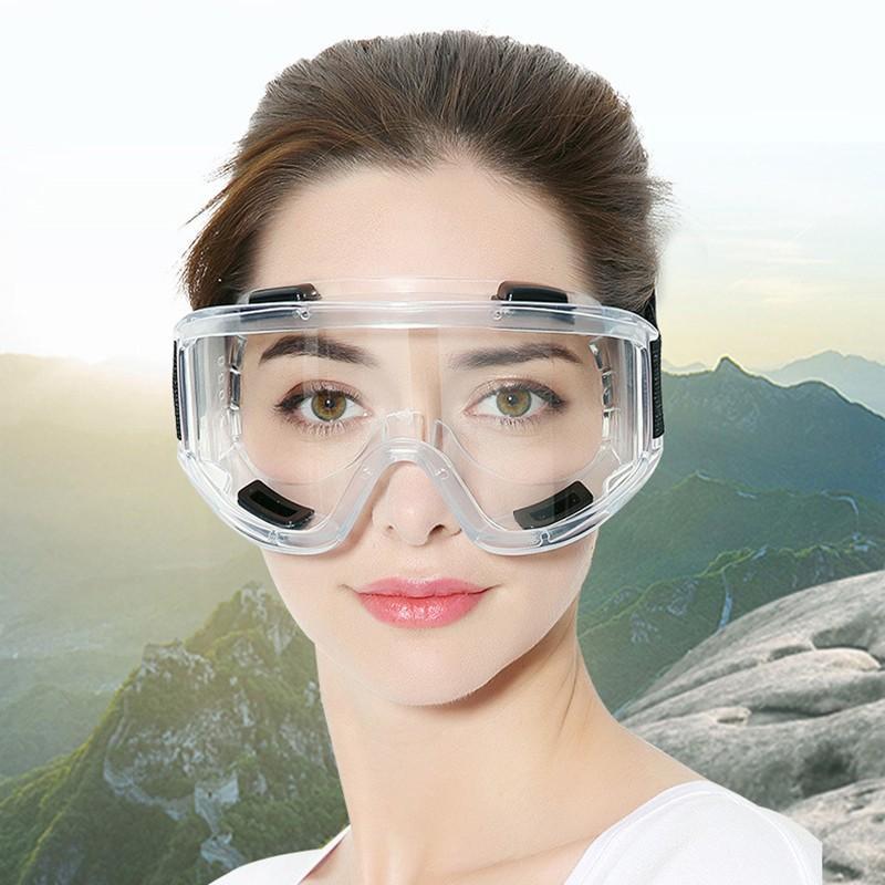 Прозрачные защитные очки Anit-Splash защитные очки пыленепроницаемые песочные рабочие лабораторные стоматологические очки Защита очков