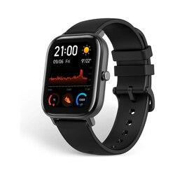 グローバルバージョン amazfit gts smarwatch 1,6 インチ、 oled スクリーン、 5ATM 防水、 14 日バッテリ寿命