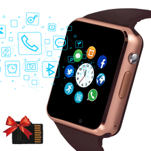 2020 Beaulyn A1 Smart Watch Men For Android Phone Apple