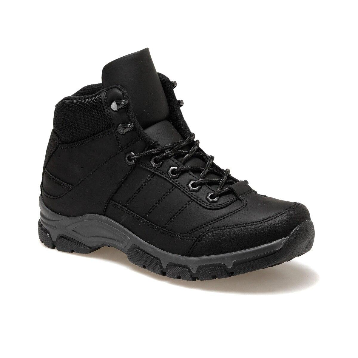 FLO ASDEL HI Black Men Boots Torex