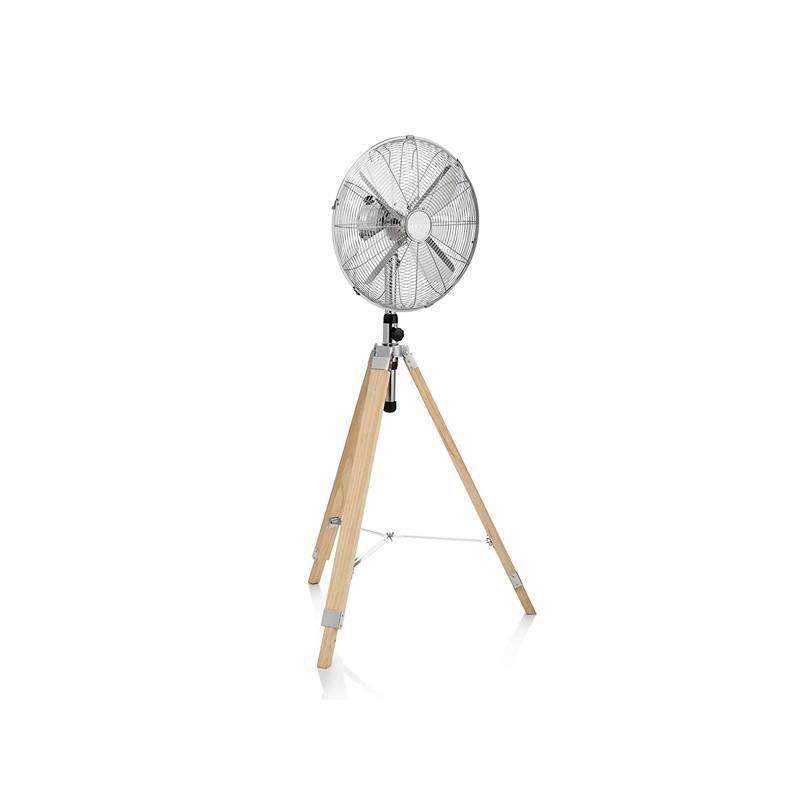 Stand Fan With Wooden Tripod Tristar VE-5804 50W