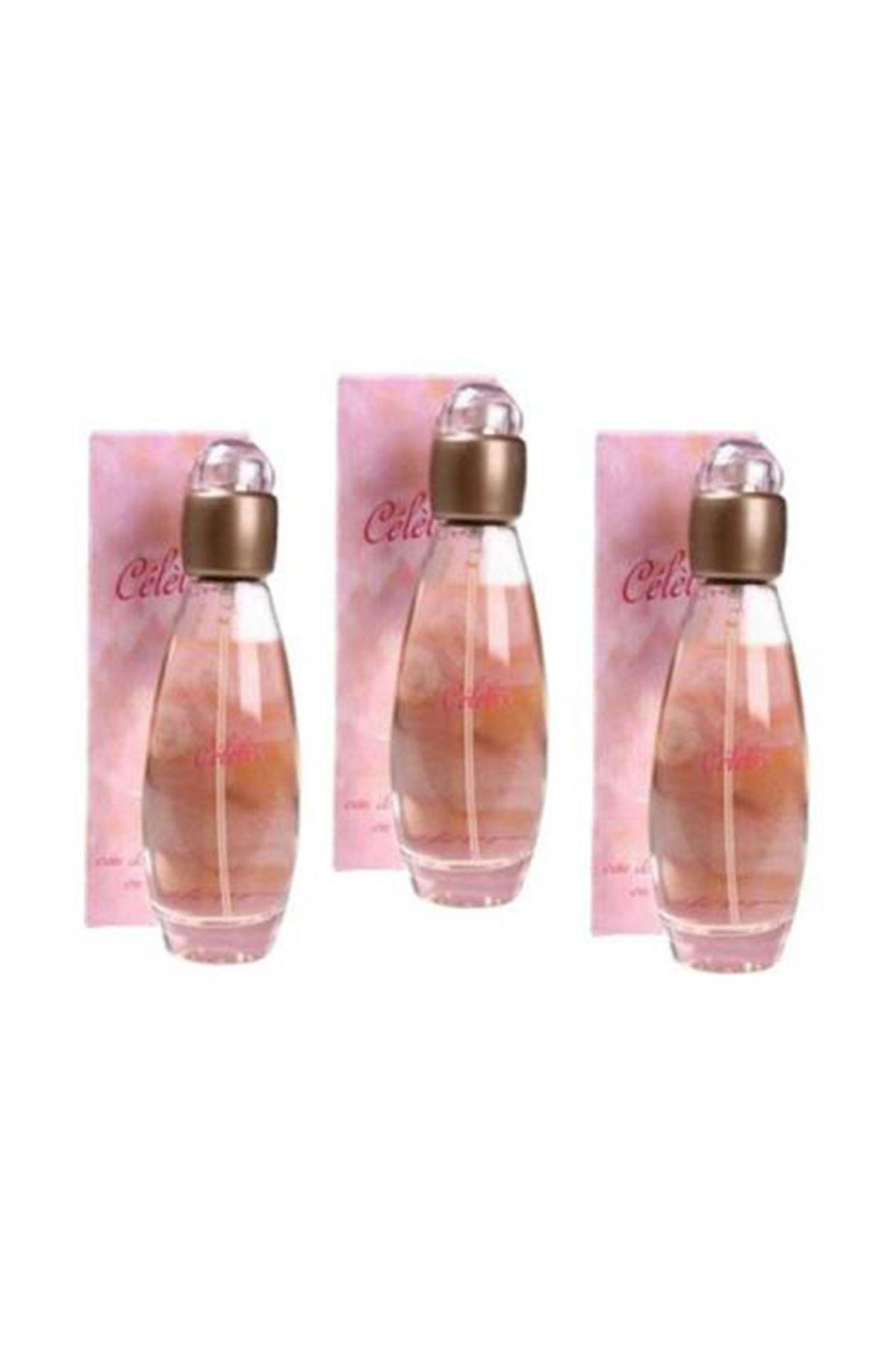 Avon Celebre Kadın Parfüm Edt 50 Ml. 3 ADET