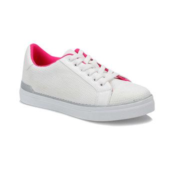 FLO 19S-476 różowe damskie tenisówki BUTIGO tanie i dobre opinie Trzciny