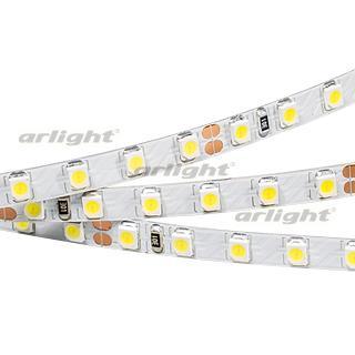 018100 Tape RT 2-5000 24V Warm2400 5mm 2x (3528, 600, LUX) [9.6 W, IP20] Reel 5 M. ARLIGHT Led Ribbon.