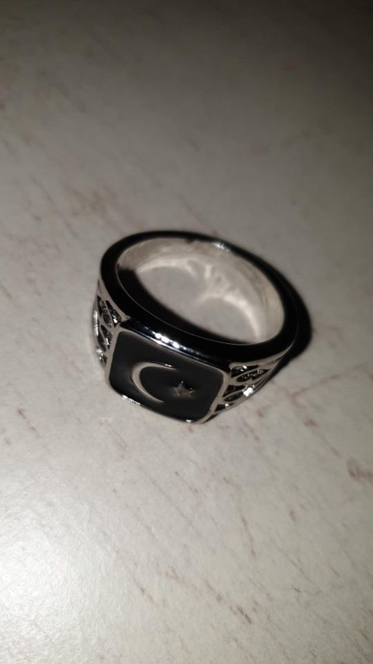 טבעת מעוצבת לגבר דגם 370 photo review