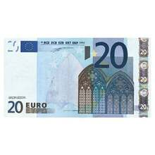 Игрушка деньги 100 штук 20 евро проблемы деньги большой вечерние реальные Размеры для свадьбы и домашнего декора рэп видео клип