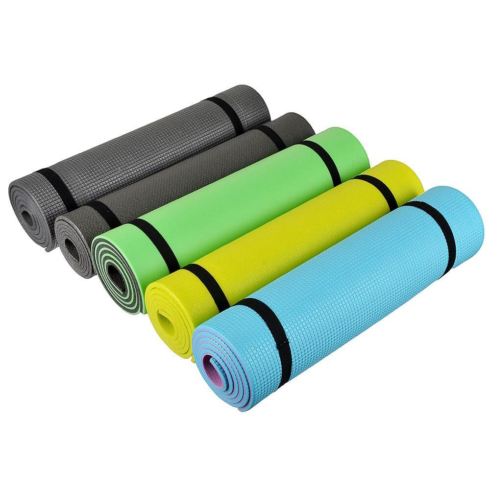 Yoga Mat 140x50 (+/- 1%) X0.6cm пенополиэтилен