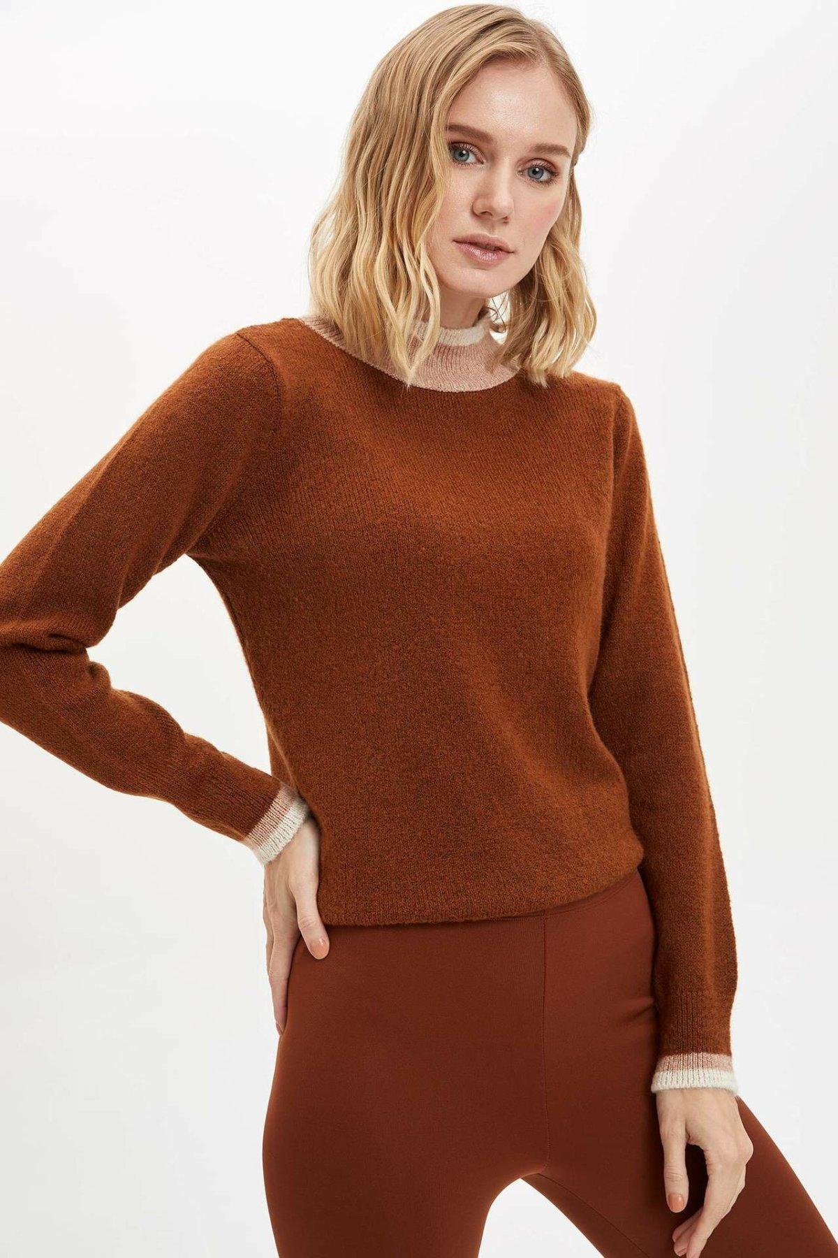 DeFacto Woman Pullover-L3249AZ19WN