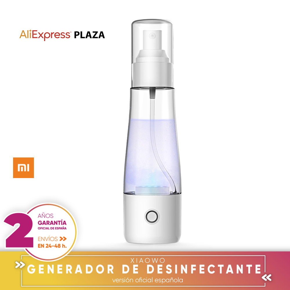 Generador De Sanitizer De Hypoclorite De Sodium, Mata 99,9% Bacteria And Virus,de Xiaowo By Xiaomi Mijia, Free From Spain