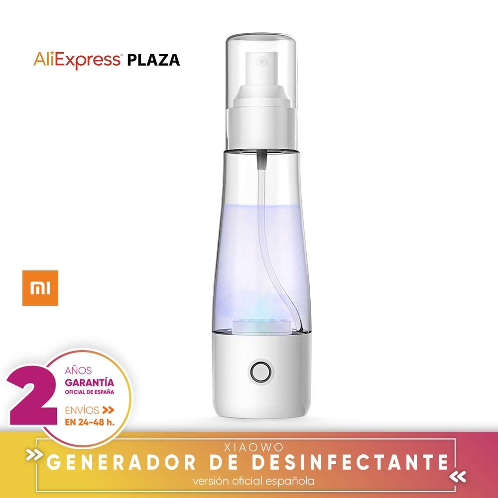 Generador de sanitizer de hypoclorite de sodium, mata 99,9% bacteria and virus,de xiaowo by xiaomi mijia, free from Spain