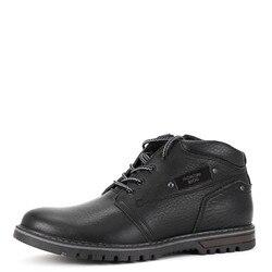 150 noir chaussures pour hommes Montini Richi
