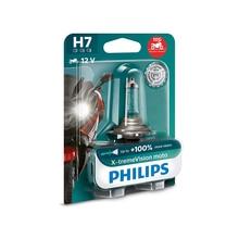 PHILIPS 12972XVBW H7 12 V-55 W (PX26d) (+ 100% Light) x-tremeVision Moto 33370
