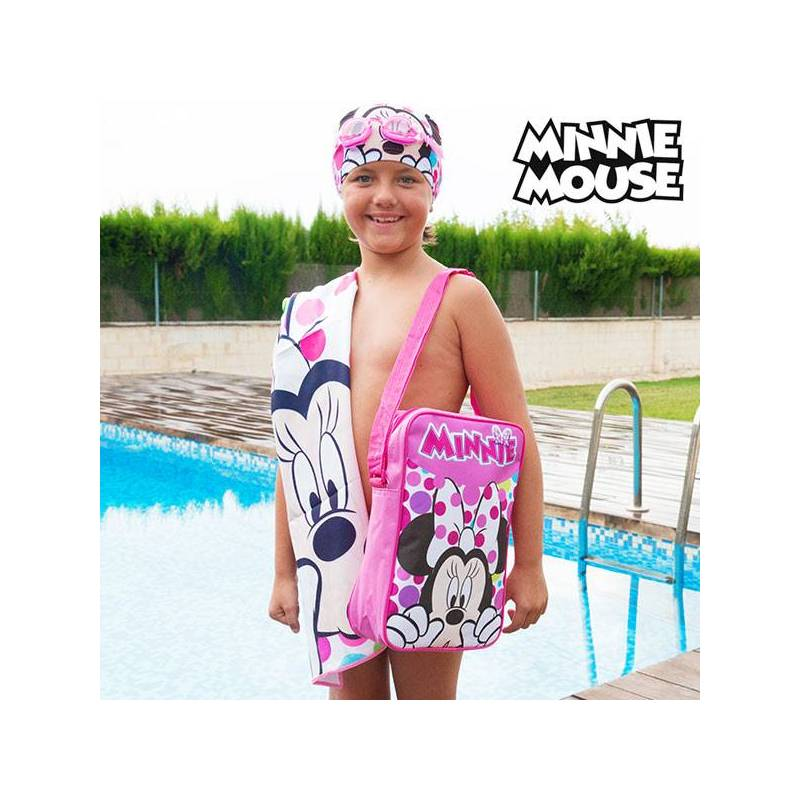 Backpack For Pool Minnie (4 PCs)