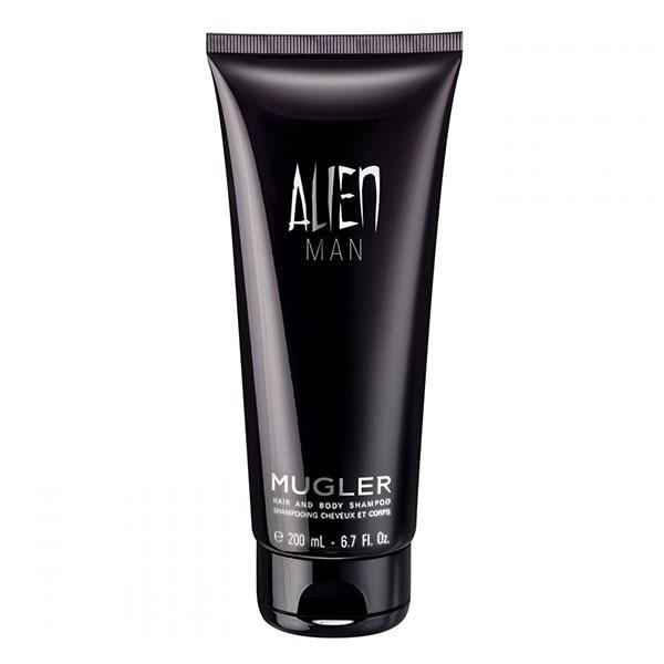 Shower Gel Alien Man Thierry Mugler (200 Ml)