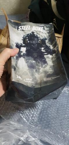 -- Militar Boneca Presente