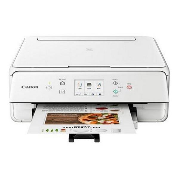 Multifunction Printer Canon Pixma TS6251 15 Ppm White