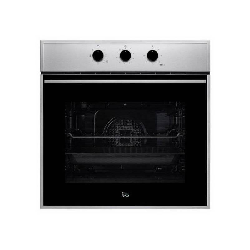 Multifunction Oven Teka HSB615 70 L 2615W Black Stainless Steel