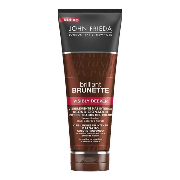 Colour Protecting Conditioner Brilliant Brunette John Frieda (250 Ml)