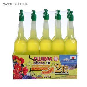 FUJIMA Японское удобрение (для деревьев, цветов, луковичных) - желтое (35мл*10шт)