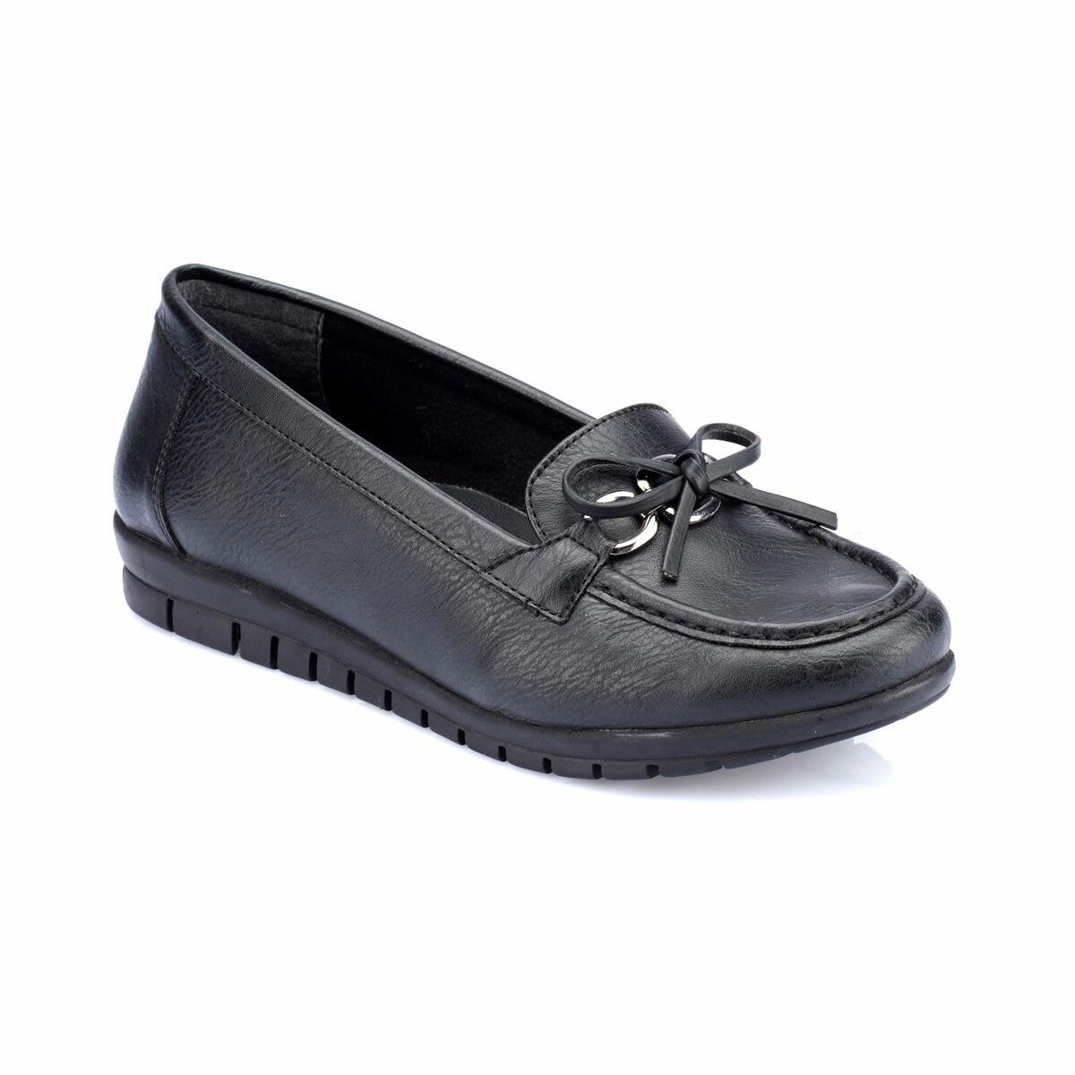 FLO 82. 156915.Z Black Women Shoes Polaris