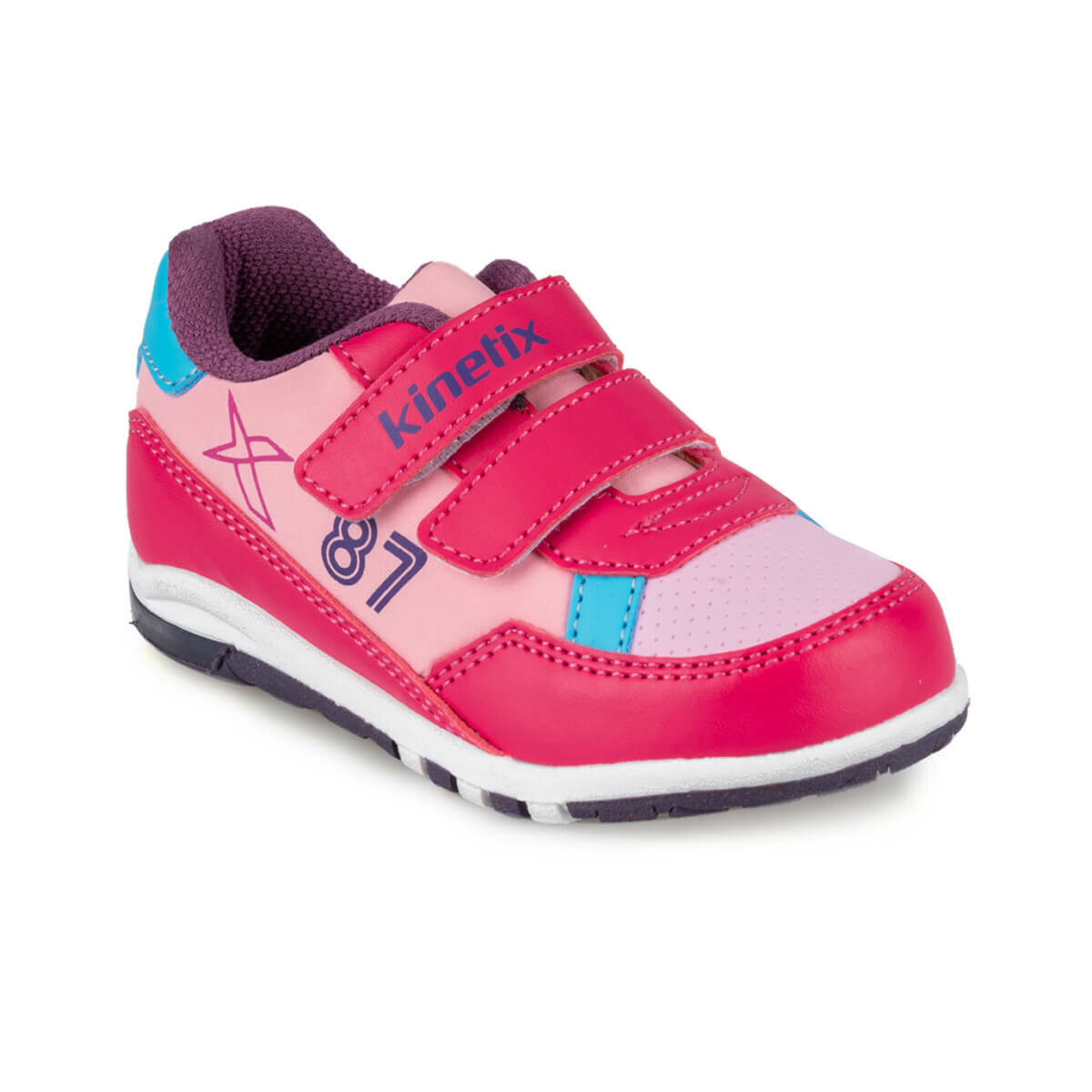 FLO MELSI 9PR Light Pink Female Child Sneaker Shoes KINETIX