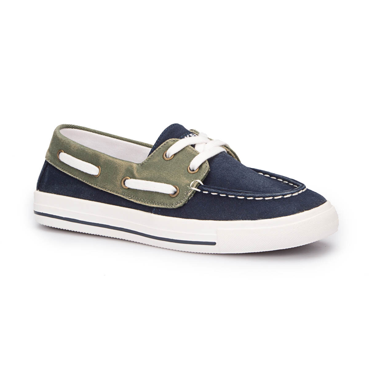 FLO 222610 Navy Blue Male Child By Marin Shoes Dockers The Gerle