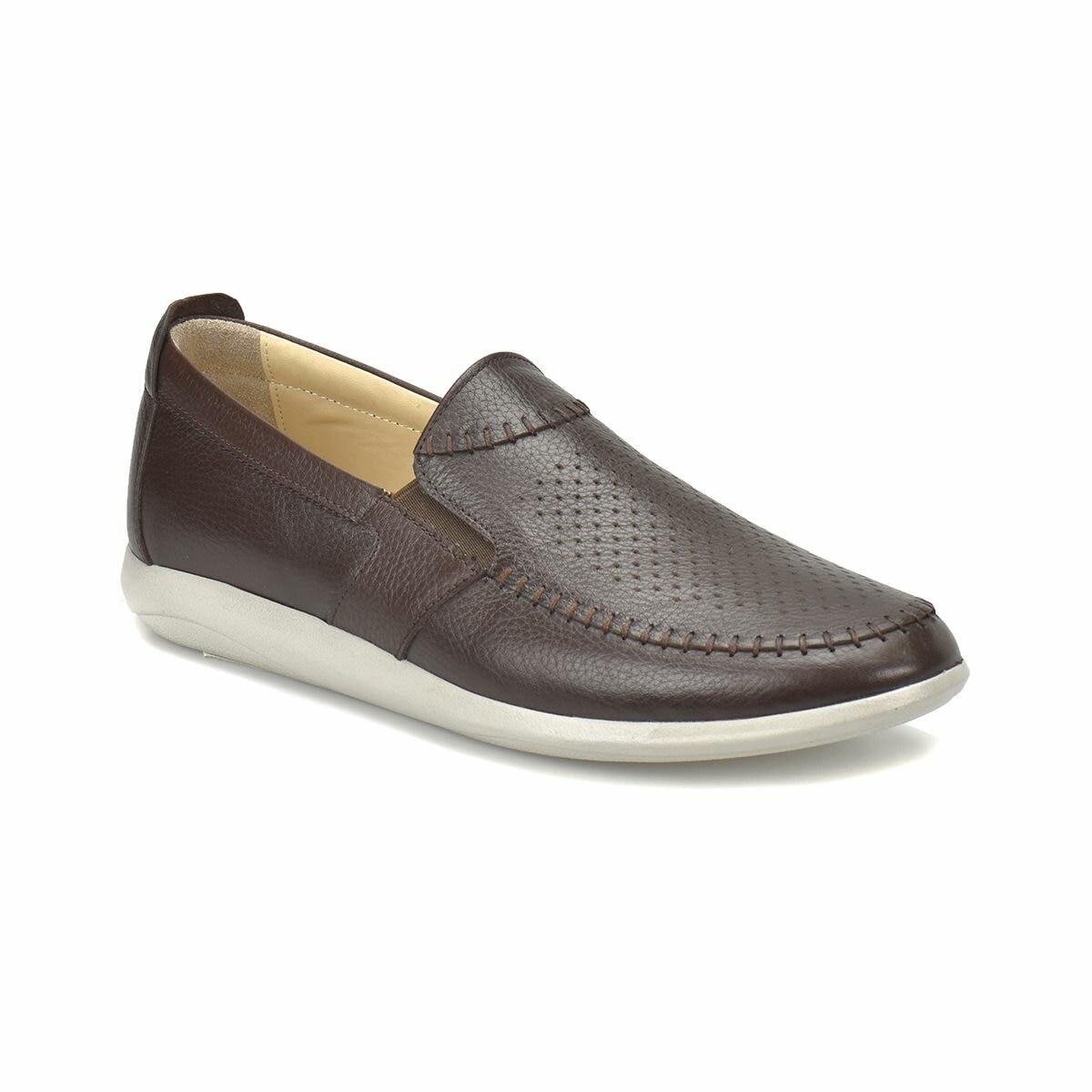FLO 800 M 6674 Brown Men 'S Modern Shoes Flogart