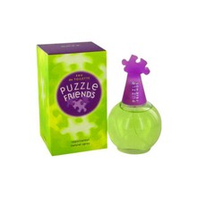 Box Fragrance Vaporizer Colony Women Coty with 100-Ml Puzzle 2-Units Friends-