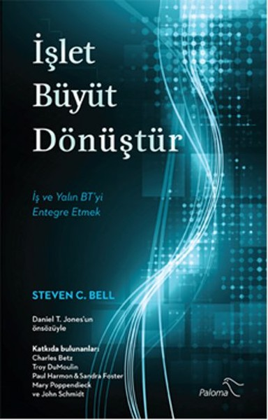 Operate Enlarge Convert To Steven C.Bell Paloma Publishing House (TURKISH)