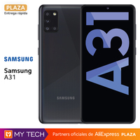 Samsung Galaxy A31 Smartphone, 4GB 64GB, global version, 6,4 , mobile phone, shipping from Spain, original, Square, New