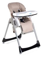 High chair for feeding Bebe due best leather 12220