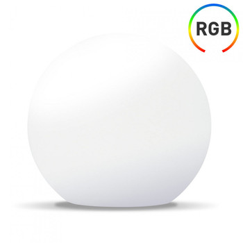 LED sphere RGB Decorative Ø 40cm with Control 7hSevenOn Outdoor