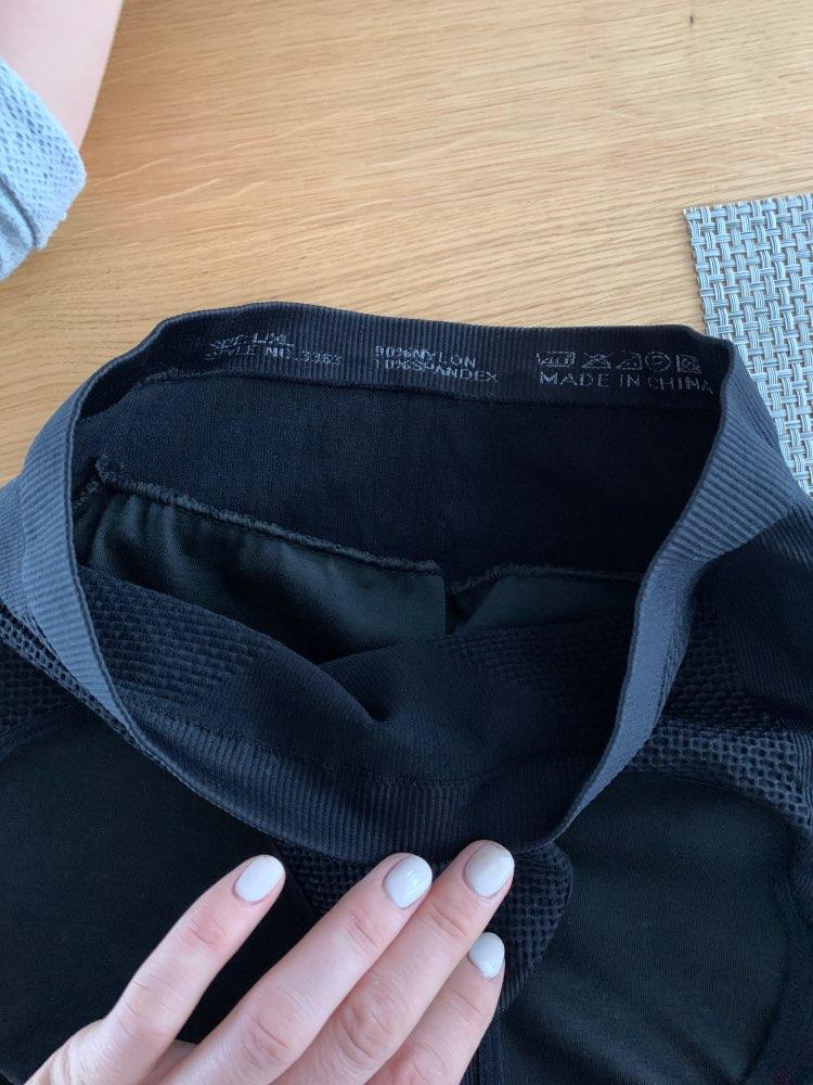 Padded Mid Waist Butt Hip Enhancer Underwear photo review