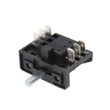 Oven Rotary Switch 3 Way Metal Shaft   435    4351907D
