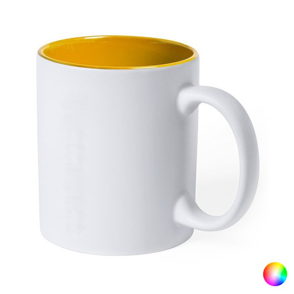 Ceramic Mug (350 Ml) Bicoloured 145836