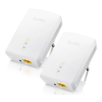 Ligne électrique ZyXEL PLA5405 EU0201F 1200 Mbps Microsoft Windows XP/Vista 2 ~ 86 MHzIGMP 100 240 V ca 50/60Hz|Adaptateur réseau powerline| |  -