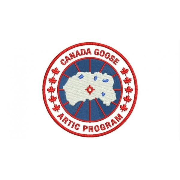 CANADA GOOSE Iron patch Toppa ricamata gestickter patch brode remendo bordado parche bordado