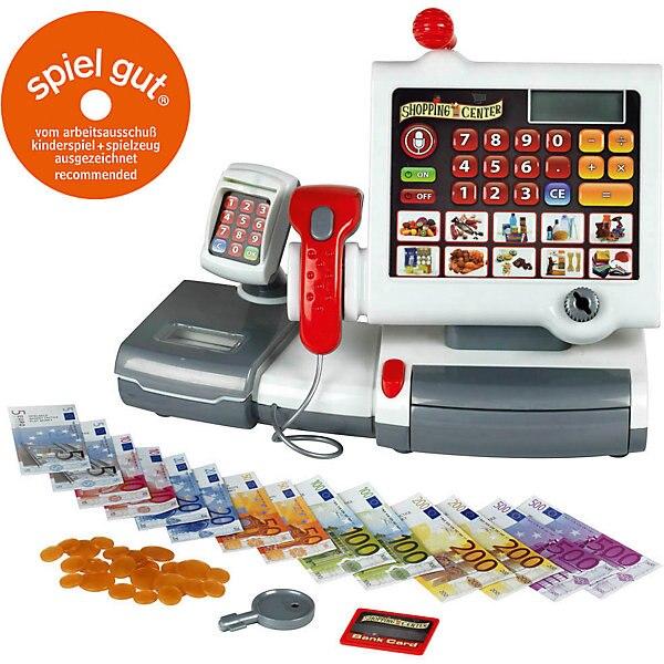 Game Set Klein Cash Box With Accessories, 29 Pieces