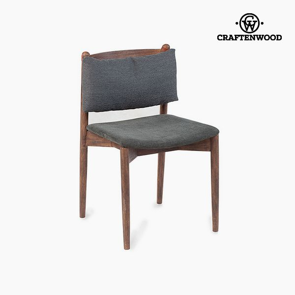 Chair Mdf Acacia (51 X 47 X 78 Cm) By Craftenwood