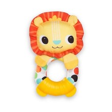 Mouthguard baby Bright Starts Cute Rattle & Mouthguard Friend