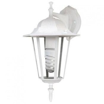 Apply Descending E27 Outdoor Astrid White 7hSevenOn Outdoor Outdoor Wall Lamps     -
