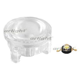 012215 lens 45dh2t (45 °, emitter, clear) Arlight 100 pcs
