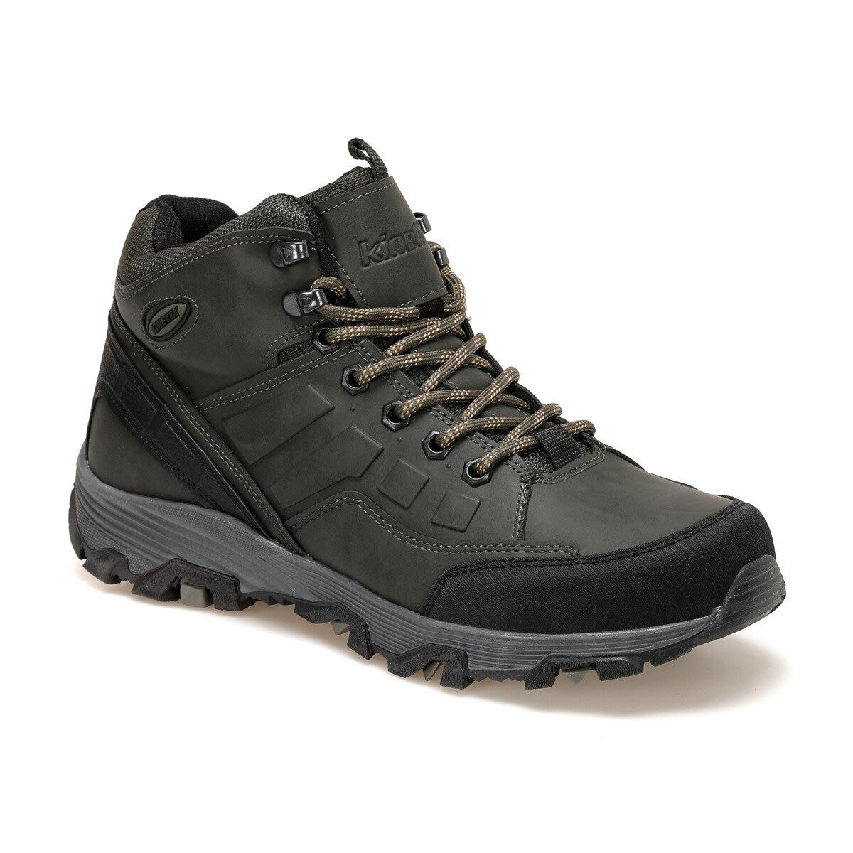 FLO ROGER 9PR Khaki Male Boots KINETIX