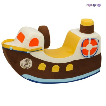 Ride On Animal Toys None  Baby rocking chair \Boat\ games for boys and girls children toys wheelchairs baby animal horse dinosaur wheelchair