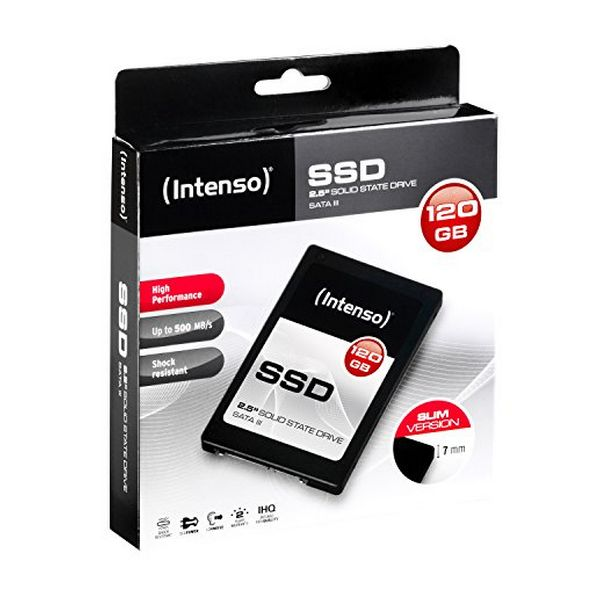 Hard Drive INTENSO 3813430 2.5