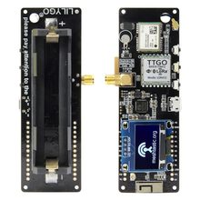 LILYGO® TTGO T-Beam V1.1 SX1262 LORA 868/915MHZ ESP32 WiFi Wireless Bluetooth Module
