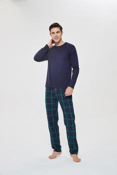Ανδρικές flannel πιτζάμες 100% βαμβακερές.