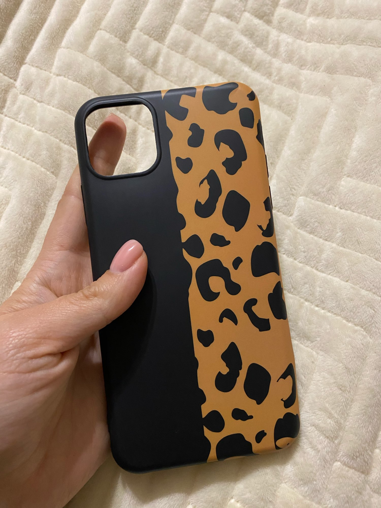 Lovebay Leopard Print Phone Case Cover For Iphone 11 12Mini Pro XS Max XR X SE2020 8 7 6 6S Plus Luxury Soft Back Fashion Cases