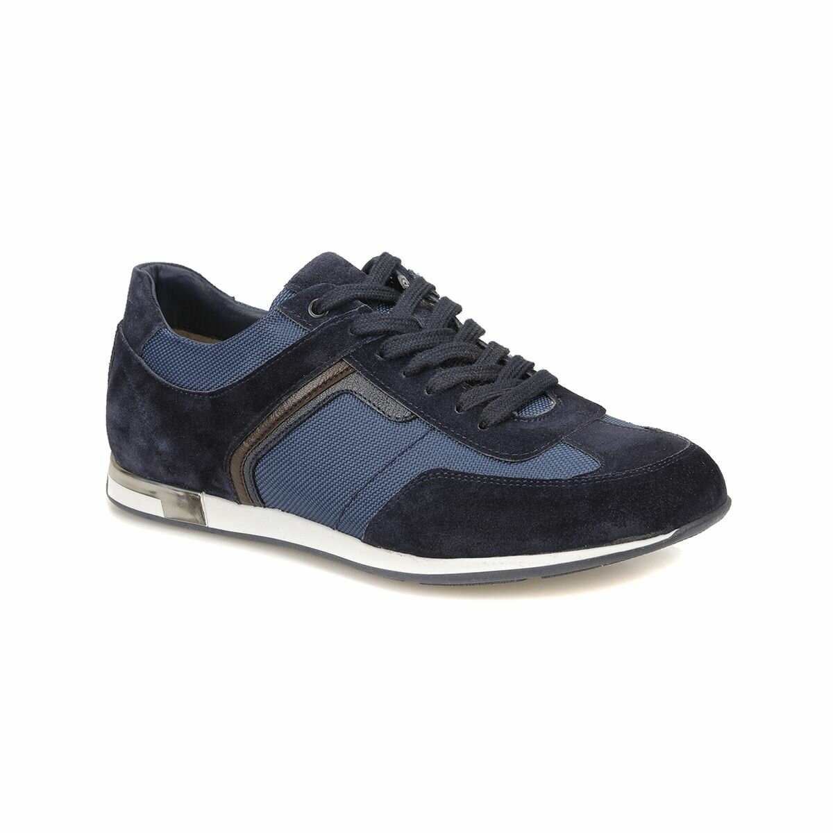 FLO 1014 Navy Blue Men 'S Shoes Oxide
